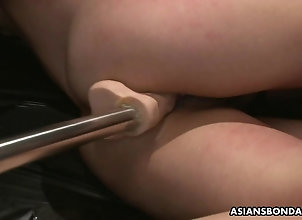 japanese Slamming her with...