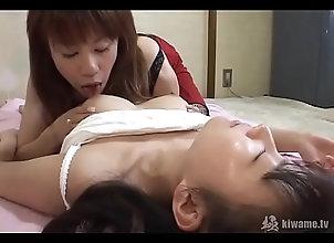 amateur,asian,japanese,asian_woman ママと娘の�...