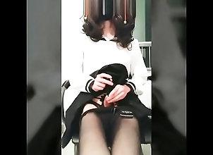 cumshot,sex,blowjob,chinese,footjob,cross-dresser,urethral-insertion,cumshot 伪娘尿道插�...