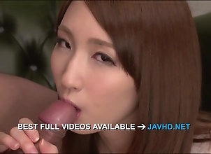 Asian,Blowjob,Japanese Rikka Anna...
