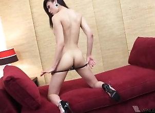 masturbate;big;boobs;butt;dirty;talk;stroking;transgirl;big;cock;asshole;precum;stripping;naked;lick;cum,Asian;Babe;Big Tits;Brunette;Cumshot;Masturbation;Transgender;Exclusive;Verified Models Venus Lux Lounge...