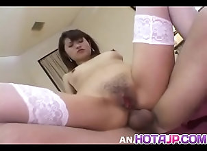 anal,stockings,cumshot,facial,lingerie,asian,japanese,double-penetration,group-sex,lingerie Asuka Kyono sucks...
