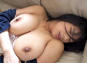 Asian,Japanese,erito av stars,Erito,japanese,asian,big tits,natural tits,doggy style,sofa,hot babe,hot fucking Hana Gets Ravaged...
