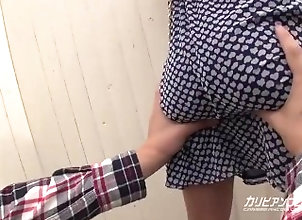 caribbeancom;public;outside,Creampie;Public;60FPS;Japanese;Pussy Licking 【無】僕の彼女が本多成実だったら...