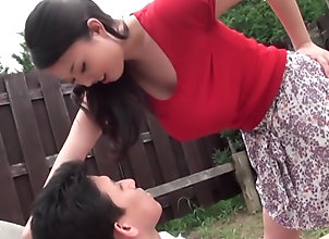 Asian,Outdoor,Outdoor Jp,Emiko Ejima,asian,outdoor,mature,big tits,outdoor sex,sex in clothes,japanese,hard fucking,tubedupe Busty Japanese...