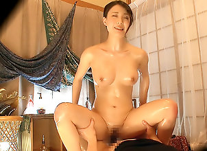 Asian,Japanese,MILF,Natural Tits,milfs in japan,Erito,japanese,asian,natural tits,oiled,cowgirl,doggy style Mom Gets Herself...
