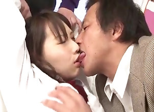 Asian,Threesome,Teens,nice teen,school uniform,mmf,threesome,kissing,hairy pussy,asian,teens,natural tits,tits licking,cunnilingus Dashing threesome...