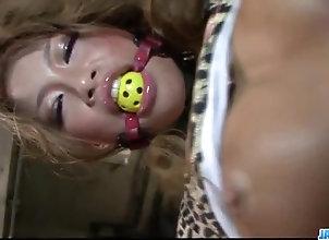 Anal,Asian,Japanese,BDSM,hot milf,sexy costume,gag,long nails,vibrator,anal penetration,fingering,ball licking,hardcore action,doggy-style,creamed pussy Blasting hardcore...