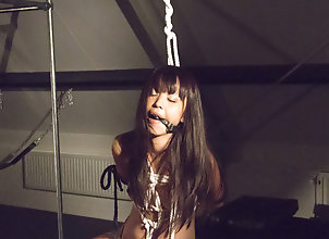 Asian,BDSM,Spanking,Subspaceland.com,Marika Haze,bdsm,fetish,bondage,asian,waxed,blowjob,spanking,kinky,gagging,masturbation,fingering,domination,master,slavegirl,teens Japanese slave...