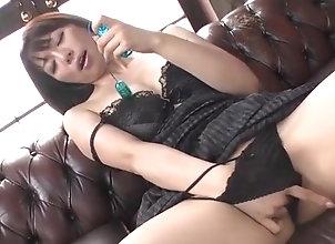 Asian,MILF,Lingerie,Fingering,mom,hot milf,masturbation,cock sucking,hand work,asian,lingerie,fingering Superb solo by...