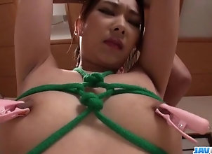 Asian,Cumshot,Japanese Saki Fujii gets...
