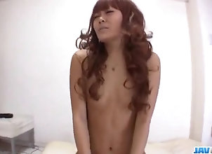 Asian,Blowjob,Japanese,nice ass,sexy lingerie,vibrator,doggy-style,deep penetration,cock sucking,long hair Ayumi Sakurai...