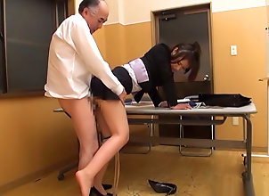 Asian,Japanese,Old and Young,High Heels,All Japanese Pass,japanese,asian,old man,old and young,pantyhose,doggy style,natural tits Japanese Av Model...