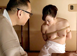 Asian,Japanese,Natural Tits,cosplay in japan,Erito,japanese,asian,tied up Housewife Yu...