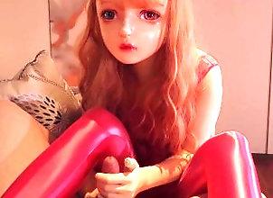 footjob;着ぐるみ;foot-fetish;kink;fetish;foot-job;ゼンタイ;kigurumi;catsuit;kigurumi-sex;zentai;zentai-sex;doll;workout;spandex;全身タイツ,Asian;Handjob;Teen (18+);POV;Role Play;Exclusive;Verified Amateurs;Cosplay MY Kigurumi Doll...