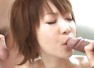 Asian;Creampie;Group Sex;Japanese;Squirting;Scenes;Rough;Threesome;Shio Fuky Dazzling scenes...