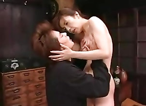 Cum in Mouth;Japanese;Mom;Old+Young;Small Tits;Desperate;Horny Mom;Horny Cum STP His Horny Mom...