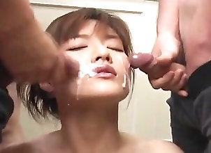 Uncensored;Asian;Japanese;Bukkake ppp 001 bukkake...