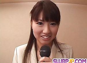 Asian;Blowjobs;Cumshots;Facials;Japanese;Choke Her;Ferame Misato Kuninaka...