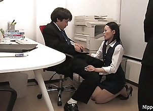 Asian;Babes;Blowjobs;Brunettes;Japanese;HD Videos;Intern;Sucking Cock;Office;Sucking;Nippon HD The new office...