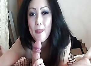 Asian;Blowjobs;Squirting;Asian Squirt Asian gf bj and...