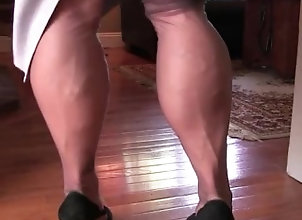 kink;for-calves-lovers,Asian;Fetish;Solo Female For Calves Lovers 2