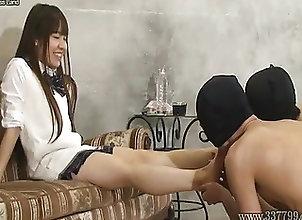 Femdom;Foot Fetish;Japanese;Mistress;Slave;Femdom Foot Worship;Foot Worship;Femdom Worship;Japanese Femdom;337799 Japanese Femdom...