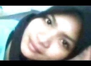 Asian;Blowjobs;18 Years Old Jilbab Ami