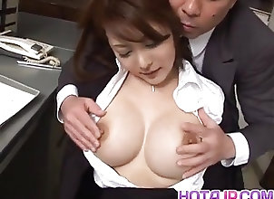 Asian;Cumshots;Facials;Hardcore;Japanese;Boobs Fondled;Fondled;Pumped;All Japanese Pass Mei Sawai has...