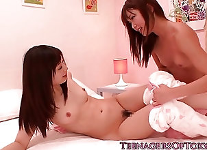 Lesbians;Teens;Japanese;Erito;HD Videos;Teen Vibrator Japanese les teen...