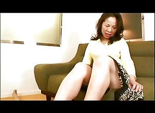 Asian;Foot Fetish;Handjobs;Foot Worship;Asian Handjob;Mature Handjob;Asian Mature Mature Asian Foot...