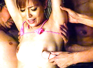 Asian,Japanese,Toys,Group Sex,Natural Tits,Threesome,MMF Toy porn...