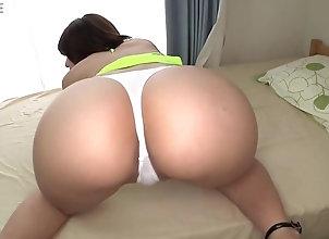 ass,asian older sister of...