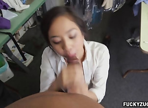 blowjob,fucking,asian,threesome Hot Mila Jade fed...