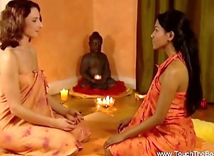 touchthebodyhd;massage;milf;asian;oriental;indian;exotic;erotic;lesbians;education;instruction;couples;mom;mother,Fetish;Lesbian Stunning...