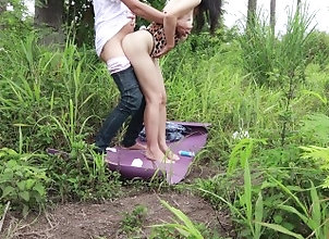 outside;public;orgasms;wet-pussy;thai;cum;fucking;outdoor;public-fuck;creampie;forest;public-sex;jungle;big-boobs;นักศึกษา;real-public-sex,Asian;Big Tits;Creampie;Cumshot;Public;Teen (18+);Exclusive;Verified Amateurs;Verified Couples;Female Orgasm Couple walking in...