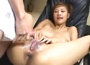 pussy;creampie;asian;bukkake;cum,Asian;Creampie Pussy creamed...