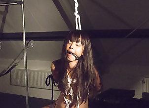 Asian,BDSM,Spanking,Subspaceland.com,Marika Haze,bdsm,fetish,bondage,asian,waxed,blowjob,spanking,kinky,gagging,masturbation,fingering,domination,master,slavegirl,teens Japanese slave...