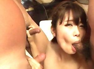 Asian,Blowjob,Japanese,Group Sex,Bukkake Porn,Hardcore,Gang Bang Yura Kurokawa...