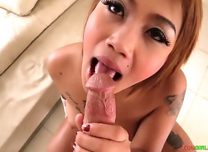 thaigirlswild;thai;thailand;swallow;facials;creampies;bangkok;casting;couch;gogo;bar;pattaya;tuk;tuk;bargirl;sex;diary;asian;street;hookers;prostitutes,Asian;Amateur;Blowjob;Creampie;Hardcore;Interracial;POV Nice cowgirl ride...