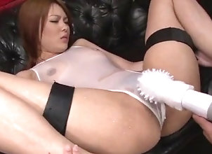 Asian,Cumshot,Facial,swimsuit,wet,sofa,group action,sex toys,toy insertion,squirting,cum on face,hot milf,wet clothing,asian,japanese Facial to end...