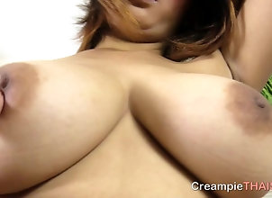 Asian,Big Tits,Teens,Big Natural Tits,Hardcore,Lingerie,Thai Porn,Amateur Thai girl with...