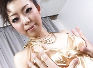 Asian,MILF,Small Tits,hot milf,asian,small tits,trimmed pussy,fingering,MILF,riding Yuki Asami...