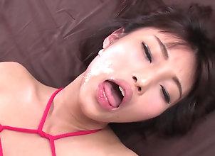 Asian,Hardcore,Japanese 最もエロい日本人女がここにはいる...