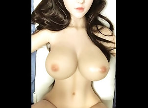 sex-doll;sex-dolls;lovedoll;home-made;solo;bigtits;adult-toys;big-boobs;point-of-view,Asian;Amateur;Big Tits;Creampie;Cumshot;Toys;POV;Solo Male;Exclusive;Verified Amateurs BBdoll 145e...