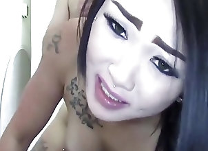 Homemade;Asian;POV;Doggy Style;Amateur;Tattooed Asian;Amateur Asian Fuck;Pierced;Tattooed Pierced and...