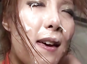 Uncensored;Asian;Facials;Japanese ppp 020 facials...