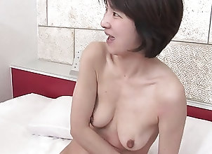 MILFs;Blowjobs;Threesomes;Brunettes;Creampie;Hairy;Tits;Sex Toys;Japanese;HD Videos;Short Hair;Short Time;Two Cocks;Short Short hair MILF...