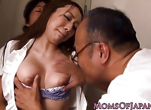 Facials;Japanese;Threesomes;Erito;HD Videos;Nippon;Threesome Nippon milf...