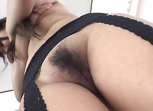 Asian,Hairy,Japanese,Stockings,Amateur,Pussy Japanese Hairy...